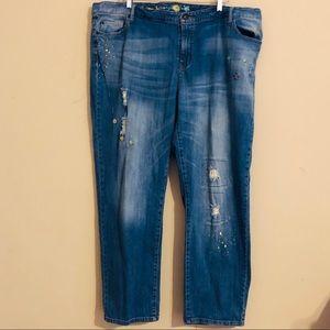 Avenue art 2 wear jeans size 22w